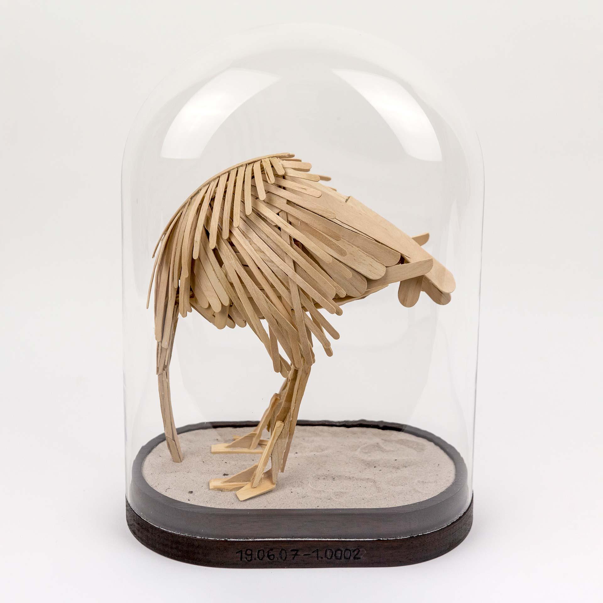Future Fauna Ostrich